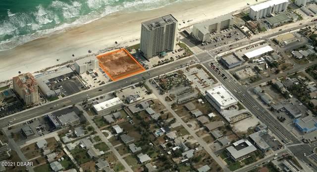 3411 S Atlantic Avenue, Daytona Beach Shores, FL 32118 (MLS #1089308) :: Cook Group Luxury Real Estate
