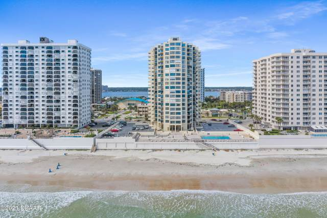 2987 S Atlantic Avenue #805, Daytona Beach Shores, FL 32118 (MLS #1089317) :: NextHome At The Beach II