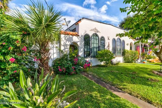 507 Jessamine Boulevard, Daytona Beach, FL 32118 (MLS #1089656) :: Cook Group Luxury Real Estate