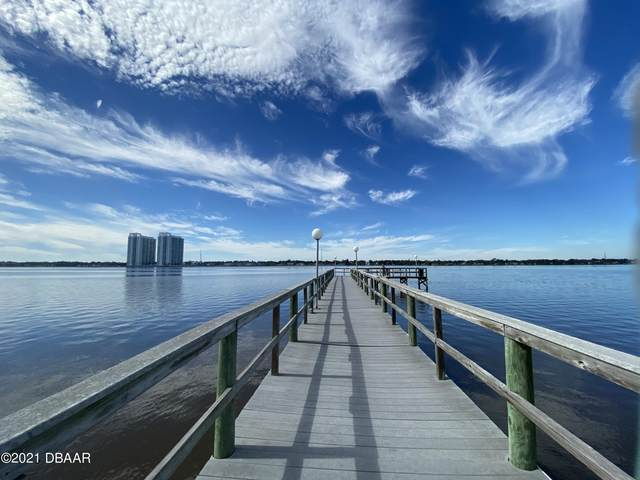 935 N Halifax Avenue #605, Daytona Beach, FL 32118 (MLS #1089981) :: Cook Group Luxury Real Estate