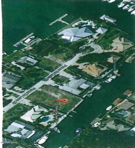 120 Ponce De Leon Circle, Ponce Inlet, FL 32127 (MLS #1013889) :: Memory Hopkins Real Estate