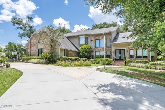 20 Tidewater Drive, Ormond Beach, FL 32174 (MLS #1033601) :: Memory Hopkins Real Estate