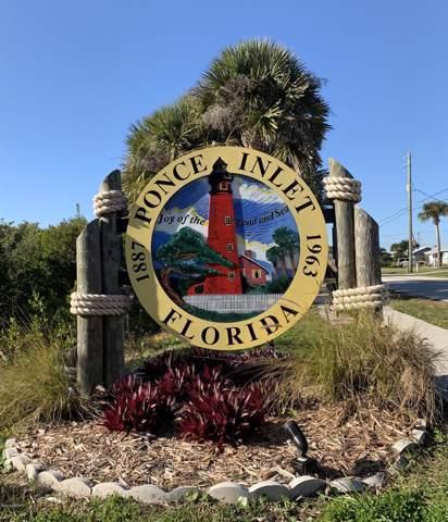 104 S Oceanview Avenue, Ponce Inlet, FL 32127 (MLS #1060085) :: Memory Hopkins Real Estate