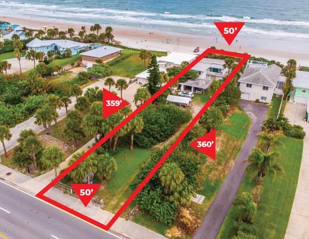 2715 S Atlantic Avenue, Daytona Beach Shores, FL 32118 (MLS #1064100) :: Florida Life Real Estate Group