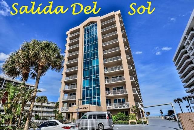 3737 S Atlantic Avenue #904, Daytona Beach Shores, FL 32118 (MLS #1068637) :: Florida Life Real Estate Group