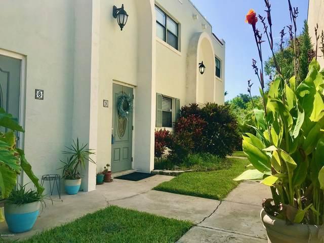 65 Seton Trail #9, Ormond Beach, FL 32176 (MLS #1073197) :: Florida Life Real Estate Group
