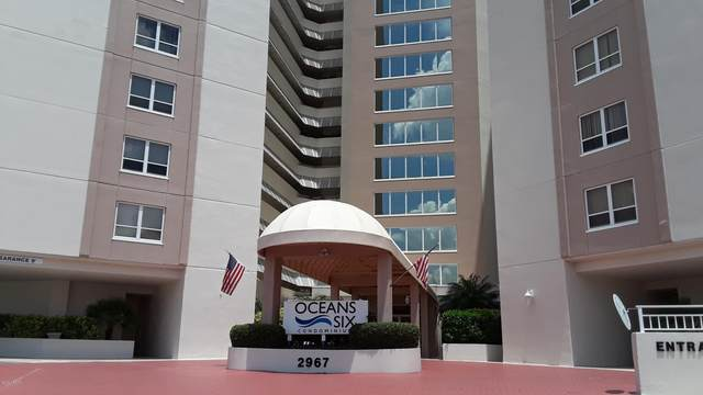 2967 Atlantic Avenue #1102, Daytona Beach Shores, FL 32118 (MLS #1073871) :: Cook Group Luxury Real Estate