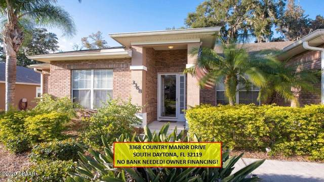 3368 Country Manor Drive, South Daytona, FL 32119 (MLS #1078792) :: NextHome At The Beach