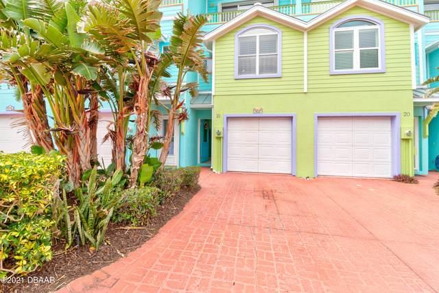 3000 Ocean Shore Boulevard #21, Ormond Beach, FL 32176 (MLS #1079978) :: NextHome At The Beach
