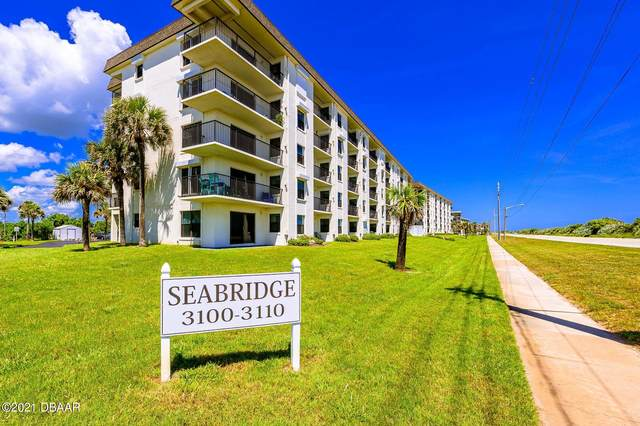 3180 Ocean Shore Boulevard #110, Ormond Beach, FL 32176 (MLS #1080294) :: Cook Group Luxury Real Estate