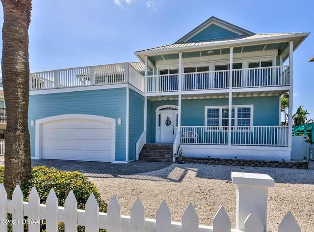 6344 S Atlantic Avenue, New Smyrna Beach, FL 32169 (MLS #1080544) :: Cook Group Luxury Real Estate