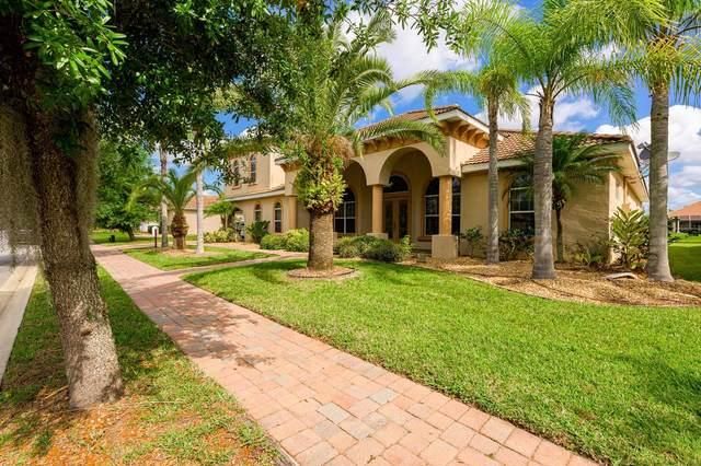 3547 Grande Tuscany Way, New Smyrna Beach, FL 32168 (MLS #1082865) :: Memory Hopkins Real Estate