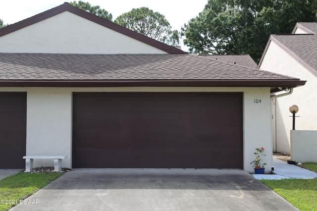 104 Fox Fire Circle, Daytona Beach, FL 32114 (MLS #1083530) :: Florida Life Real Estate Group