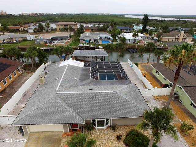 117 Old Carriage Road, Ponce Inlet, FL 32127 (MLS #1085321) :: NextHome At The Beach II