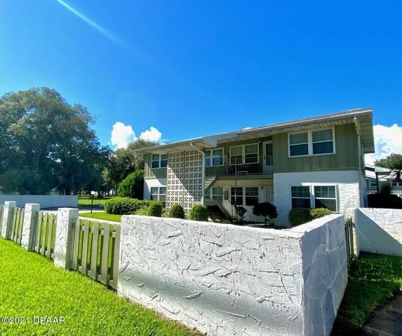 840 Center Avenue #7, Holly Hill, FL 32117 (MLS #1089366) :: NextHome At The Beach II