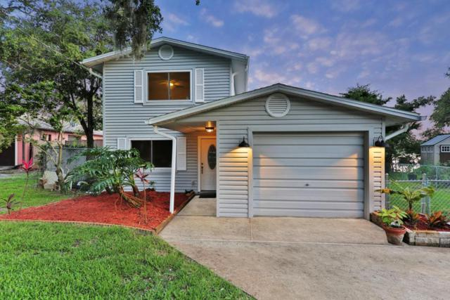 5532 W Bayshore Drive, Port Orange, FL 32127 (MLS #1044122) :: Beechler Realty Group