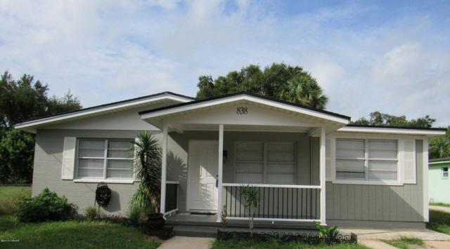 838 School Street, Daytona Beach, FL 32114 (MLS #1048957) :: Beechler Realty Group