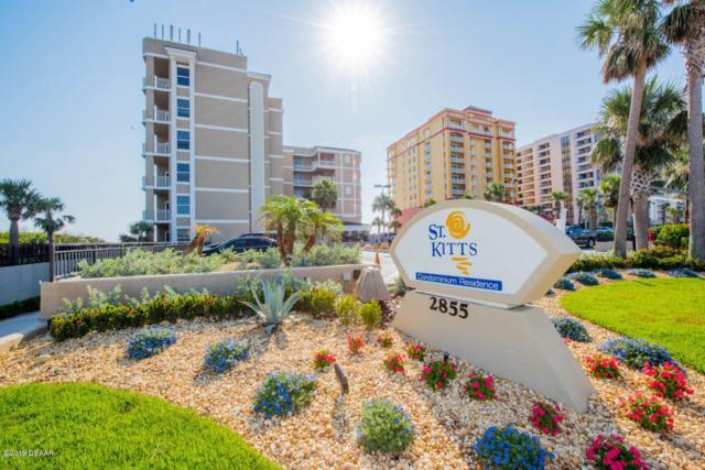 2855 S Atlantic Avenue #603, Daytona Beach Shores, FL 32118 (MLS #1052197) :: Cook Group Luxury Real Estate