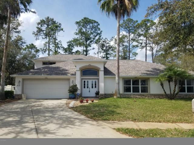 43 Peruvian Lane, Ormond Beach, FL 32174 (MLS #1052712) :: Cook Group Luxury Real Estate