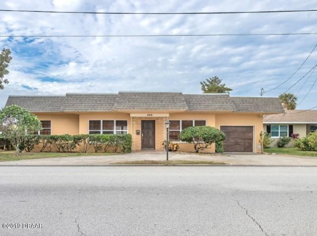 468 Riverside Drive, Ormond Beach, FL 32176 (MLS #1053174) :: Cook Group Luxury Real Estate