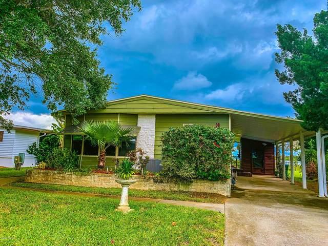 285 Golden Bay Boulevard, Oak Hill, FL 32759 (MLS #1060609) :: Florida Life Real Estate Group