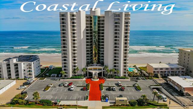 3757 S Atlantic Avenue #801, Daytona Beach Shores, FL 32118 (MLS #1064710) :: Memory Hopkins Real Estate