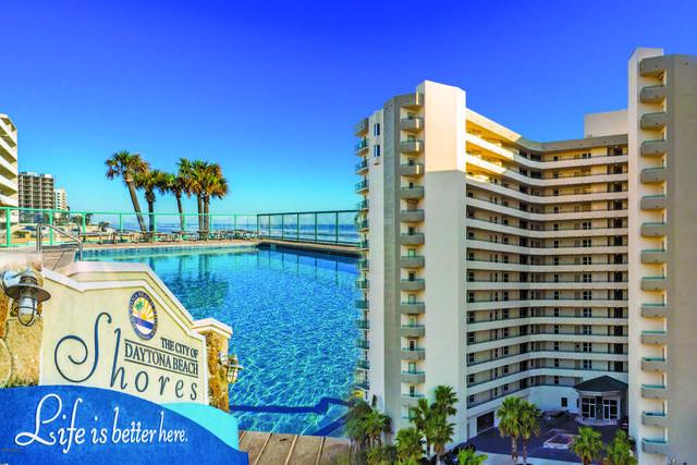 2055 S Atlantic Avenue #1602, Daytona Beach Shores, FL 32118 (MLS #1072845) :: Cook Group Luxury Real Estate