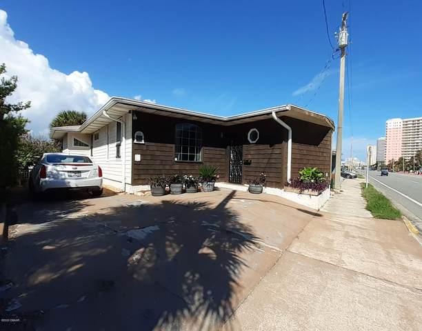 1611 N Atlantic Avenue, Daytona Beach, FL 32118 (MLS #1075590) :: NextHome At The Beach