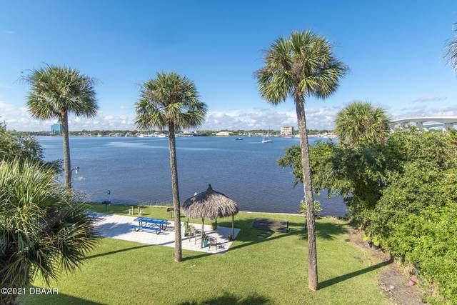 415 N Halifax Avenue #300, Daytona Beach, FL 32118 (MLS #1088601) :: Cook Group Luxury Real Estate