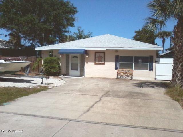 5947 Riverside Drive, Port Orange, FL 32127 (MLS #1023605) :: Beechler Realty Group