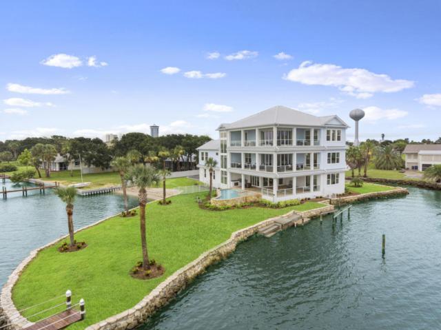 2810 S Peninsula Drive, Daytona Beach, FL 32118 (MLS #1040122) :: Beechler Realty Group