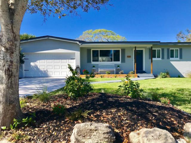 506 Pinewood Street, Ormond Beach, FL 32176 (MLS #1054531) :: Cook Group Luxury Real Estate