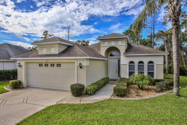 844 Wingate Trail, Port Orange, FL 32128 (MLS #1047089) :: Cook Group Luxury Real Estate
