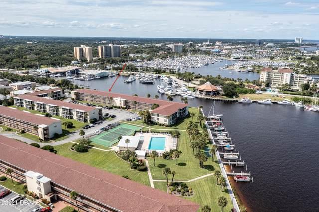 715 S Beach Street 312D, Daytona Beach, FL 32114 (MLS #1088907) :: NextHome At The Beach II