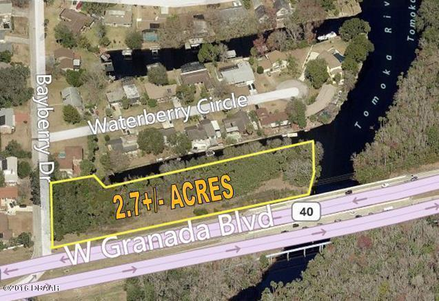 0 W State Rd 40, Ormond Beach, FL 32174 (MLS #1022299) :: Beechler Realty Group