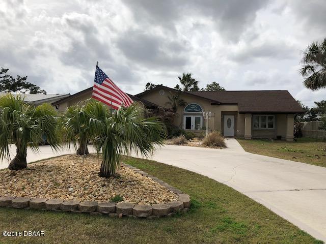 124 Cunningham Drive, New Smyrna Beach, FL 32168 (MLS #1039233) :: Beechler Realty Group