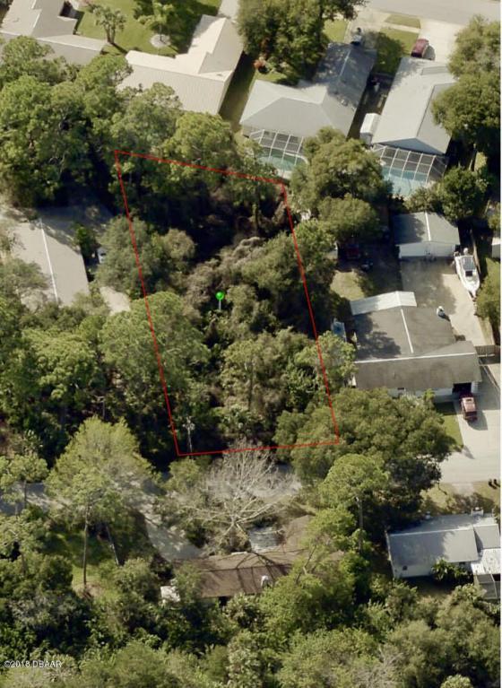 0 Turton Lane, Port Orange, FL 32127 (MLS #1041843) :: Florida Life Real Estate Group
