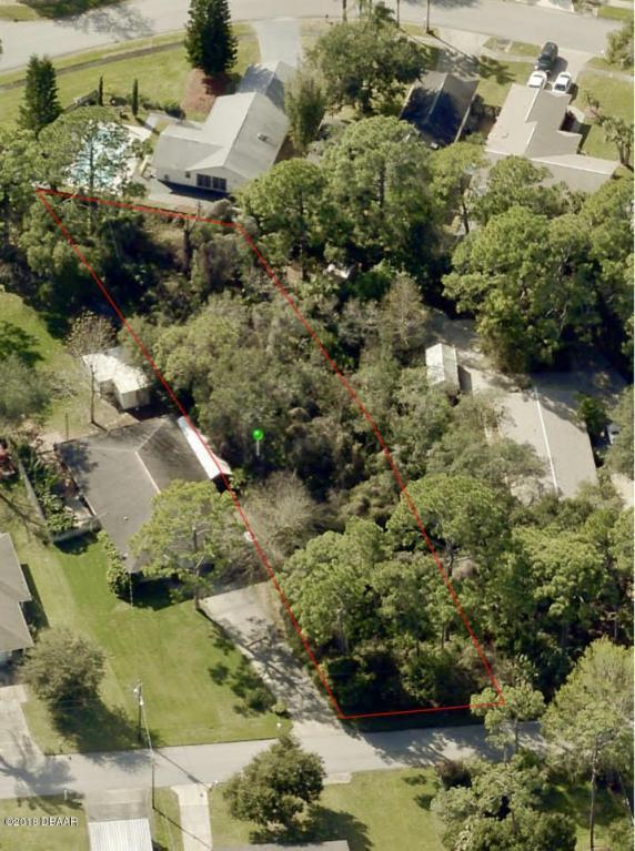 TBD Turton Lane, Port Orange, FL 32127 (MLS #1041844) :: Florida Life Real Estate Group