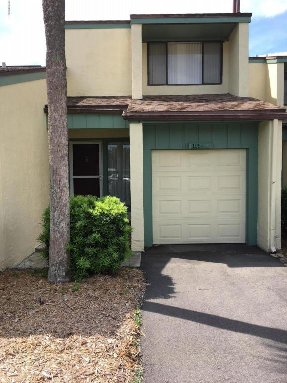 195 Club House Boulevard #195, New Smyrna Beach, FL 32168 (MLS #1042005) :: Memory Hopkins Real Estate