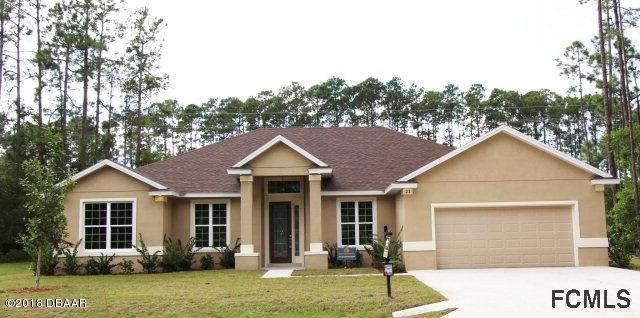 21 Uthorne Place, Palm Coast, FL 32164 (MLS #1042192) :: Memory Hopkins Real Estate