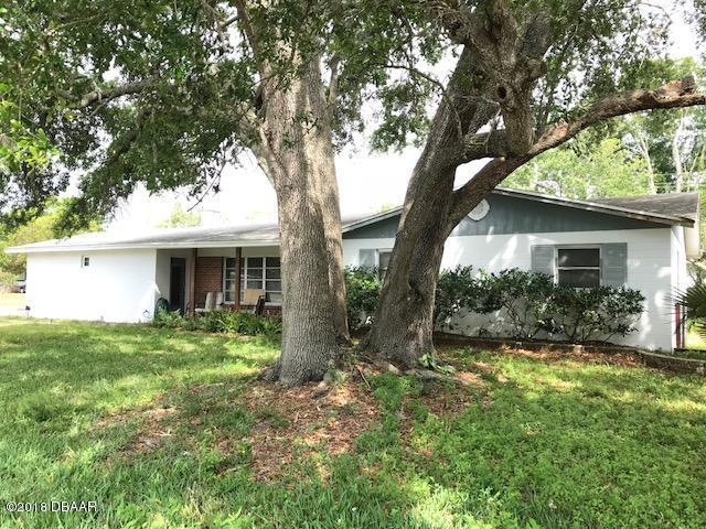 556 Peacock Road, Holly Hill, FL 32117 (MLS #1042589) :: Beechler Realty Group