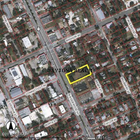 0 N Ridgewood Avenue, Daytona Beach, FL 32114 (MLS #1042919) :: Beechler Realty Group