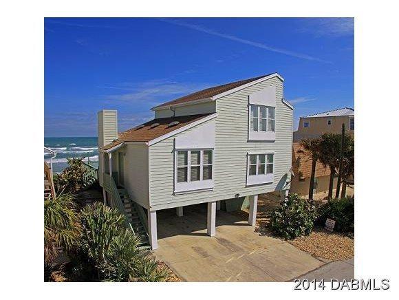 6871 S Atlantic Avenue, New Smyrna Beach, FL 32169 (MLS #1043555) :: Beechler Realty Group