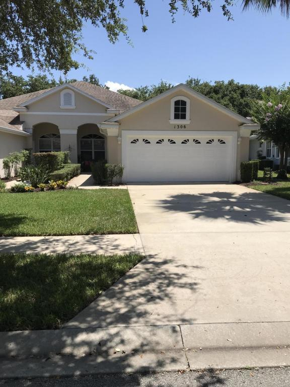 1306 Asher Court, Ormond Beach, FL 32174 (MLS #1044671) :: Beechler Realty Group