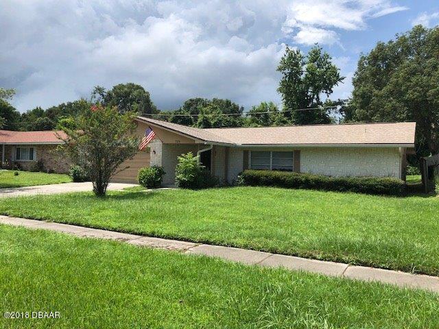 729 Tumblebrook Drive, Port Orange, FL 32127 (MLS #1044773) :: Beechler Realty Group