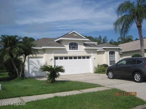 1218 Siesta Key Circle, Port Orange, FL 32128 (MLS #1044776) :: Beechler Realty Group