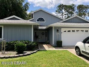 34 Treetop Circle, Ormond Beach, FL 32174 (MLS #1045511) :: Beechler Realty Group