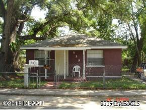 559 Eldorado Street, Daytona Beach, FL 32114 (MLS #1046166) :: Beechler Realty Group
