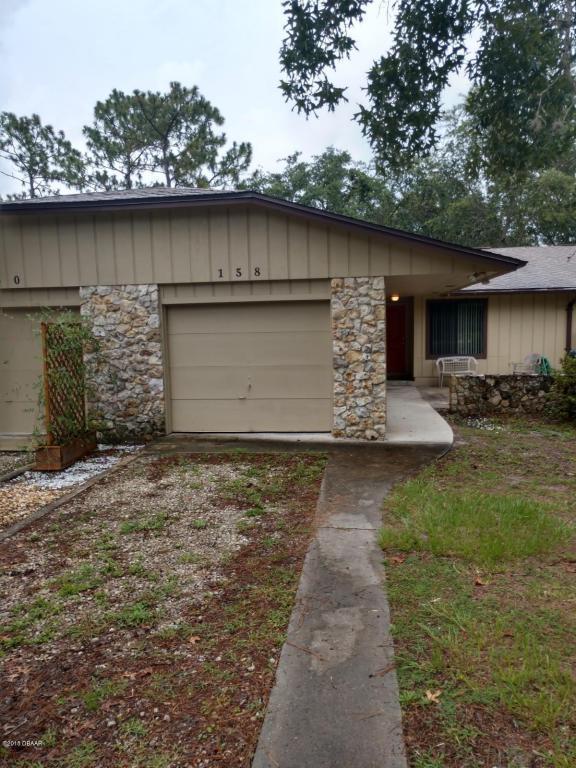158 Magnolia Loop, Port Orange, FL 32128 (MLS #1046324) :: Beechler Realty Group
