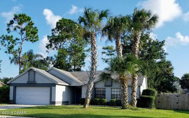1518 Casey Lane, Port Orange, FL 32129 (MLS #1048358) :: Memory Hopkins Real Estate